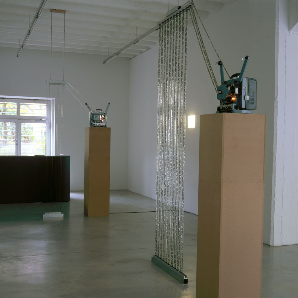 By any means necessary, Konrad Fischer Galerie, Berlin